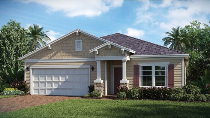 Ready To Build Home In Mill Creek North Community