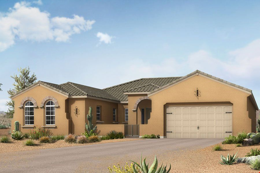 New Home Builders Oro Valley