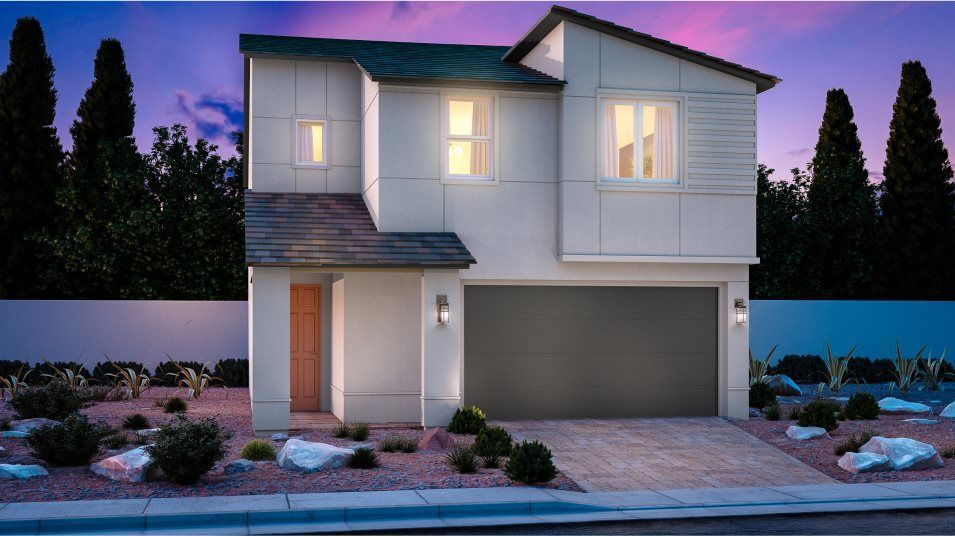 Ready To Build Home In Hidden Hills Community