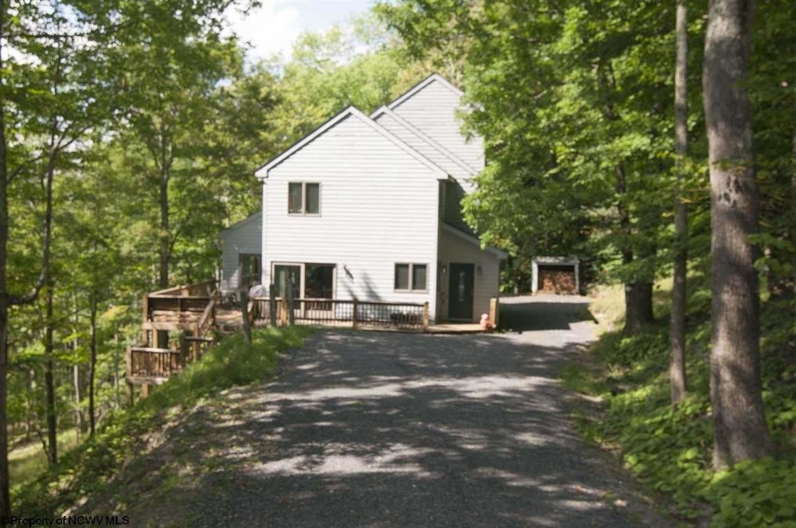 1227 MOUNTAINSIDE ROAD Davis WV 26260 id-468196 homes for sale