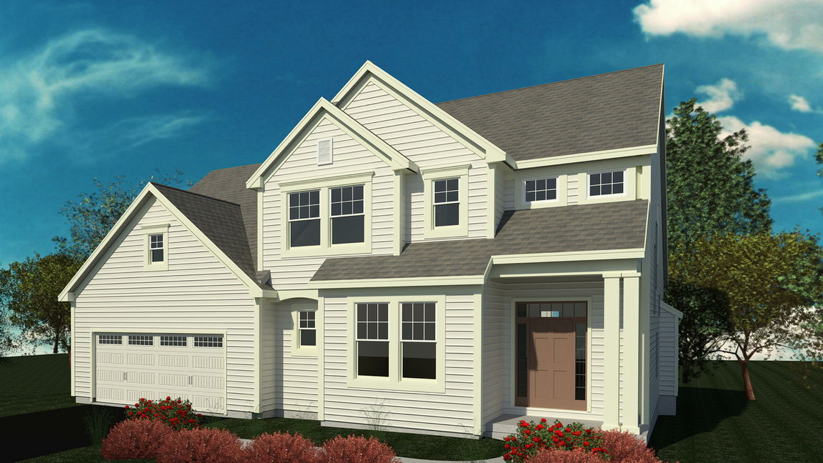 Ready To Build Home In Windsor Woods Community
