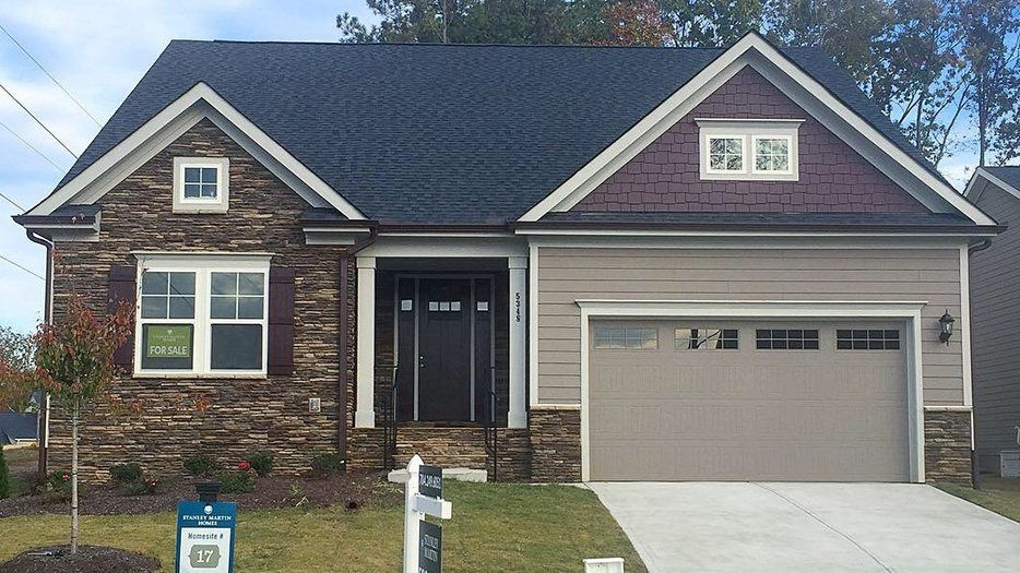 Ansley Community In Raleigh Nc Build By Stanley Martin Homes