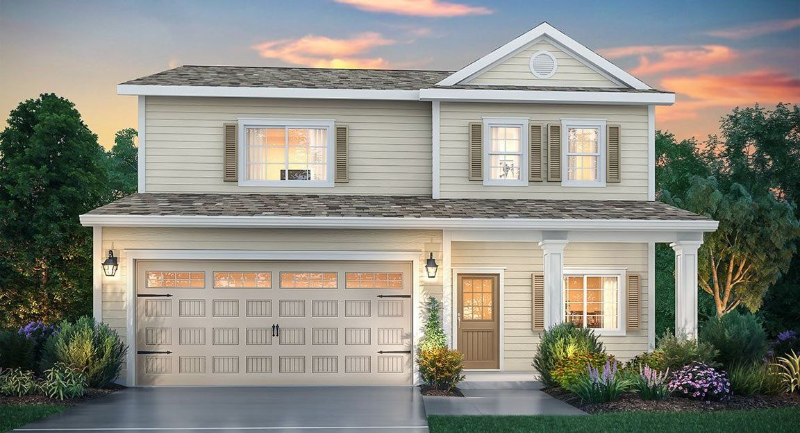 Sassafrass At Sterling Acres - Savannah Series Fresno CA 93727 id-103577 homes for sale