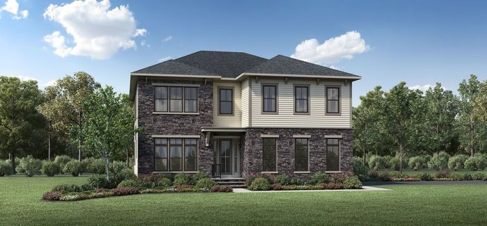 Ready To Build Home In Lenah Mill - The Carolinas Community