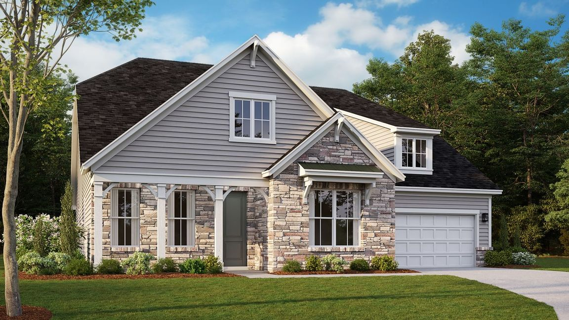 New Homes From Taylor Morrison In Harrisburg Nc