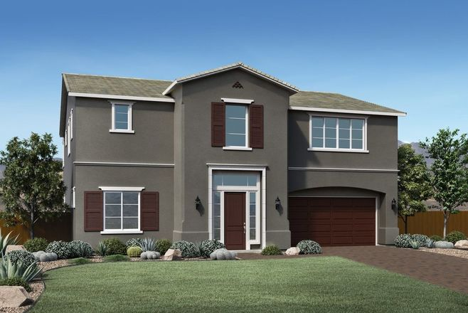 Ready To Build Home In Diamond Crest at Bella Vista Ranch Community