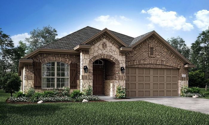 Ready To Build Home In Lakewood Hills East & West Community