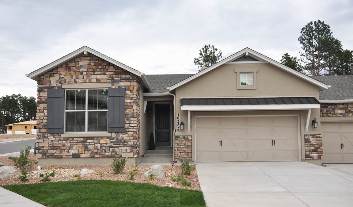 16383 Woodward Ter. Monument CO ... - Search Patio Tagged Colorado Springs Colorado Homes For Sale