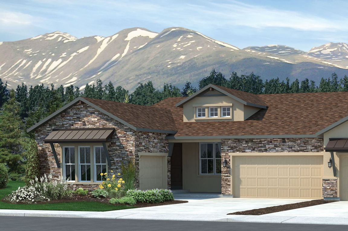 San Isabel At Lexington Crossing at Briargate. Colorado Springs ... - Search Patio Tagged Colorado Springs Colorado Homes For Sale