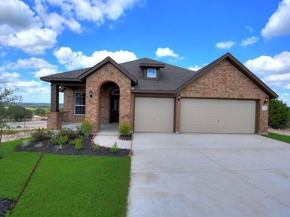 Ready To Build Home In The Heights at Two Creeks 65' Community