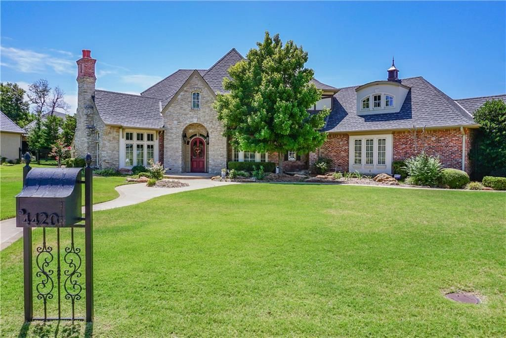 4420 berry farm norman ok 73072 for Norman ok home builders