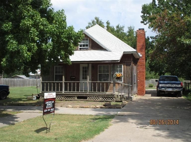 1519 SOUTH WILLOW STREET Coffeyville KS 67337 id-469125 homes for sale