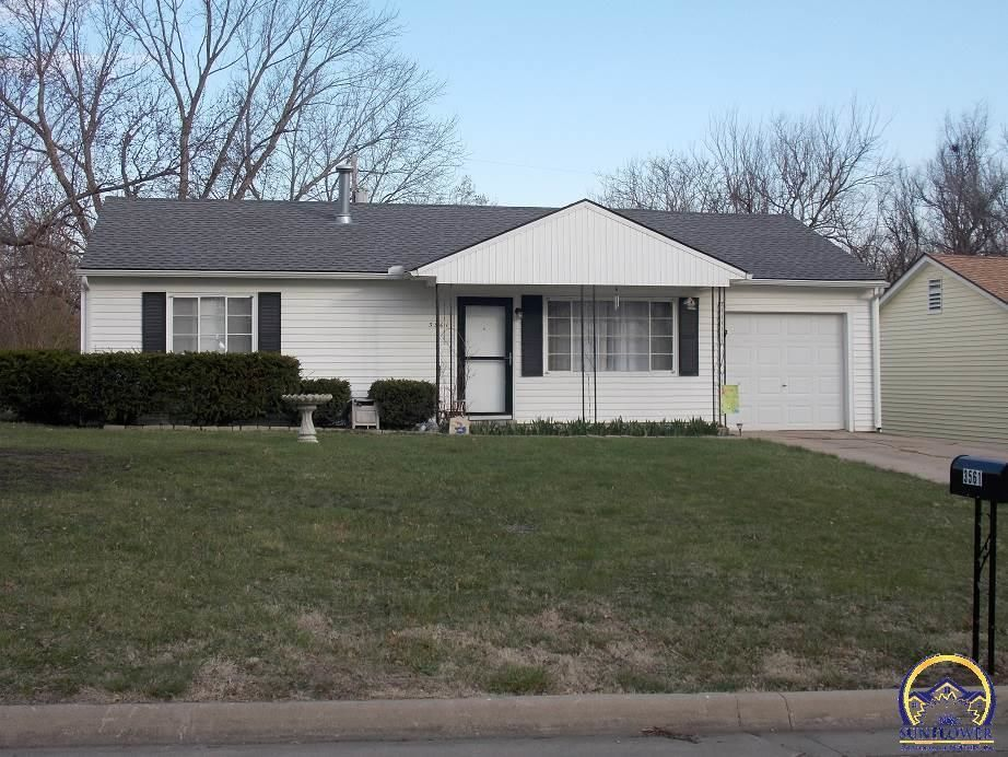 3561 DEVON AVE SW Topeka KS 66611 id-437075 homes for sale