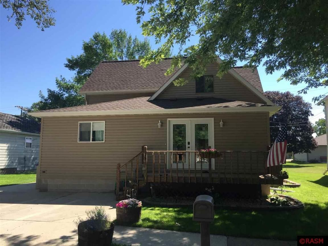 214 NW 3RD Buffalo Center(l) MN 50424 id-977828 homes for sale