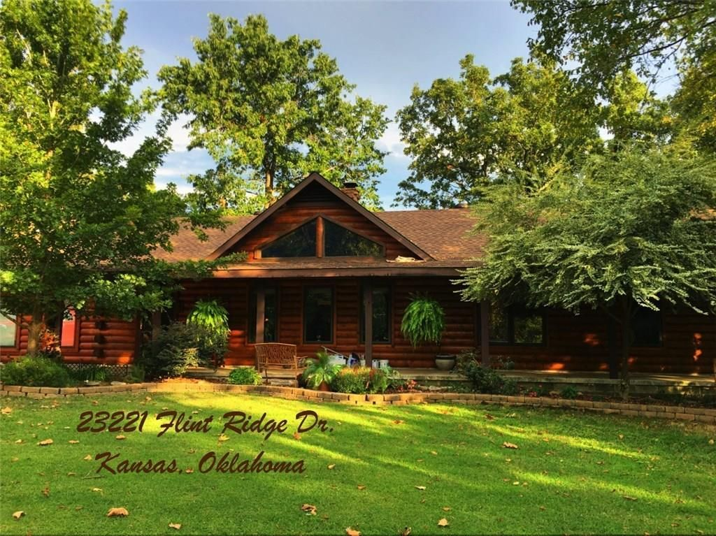 23221 Flint Ridge Dr Kansas Ok For Sale 349 000