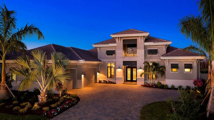 Ready To Build Home In Stock Signature Homes Community