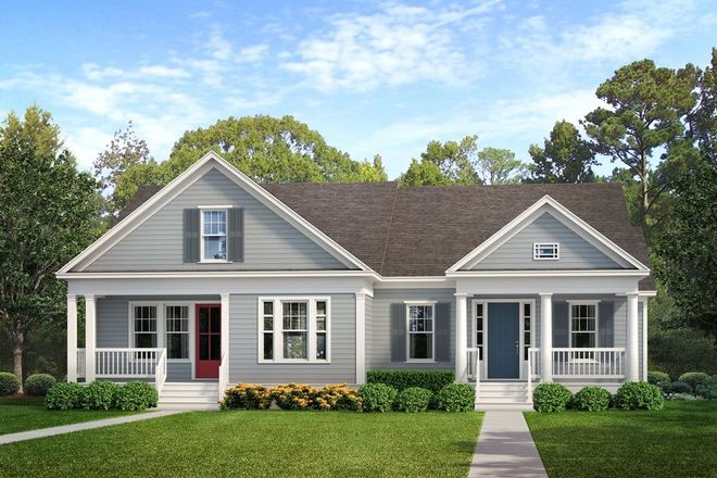 Ready To Build Home In Patrick Square Community