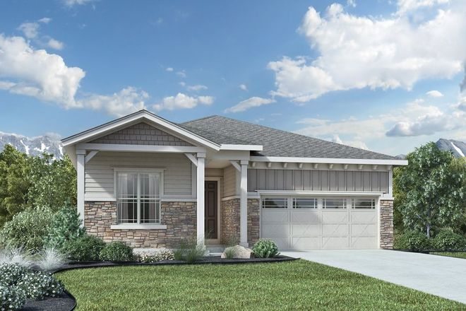 Ready To Build Home In North Hill - The Overlook Collection Community