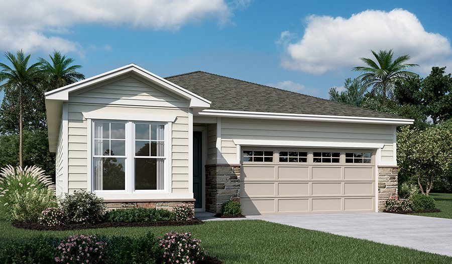 New Homes From Richmond American Homes In Jacksonville Fl