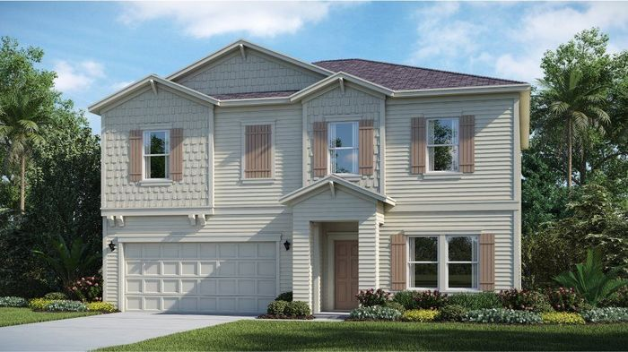 Ready To Build Home In Osprey Landing Community