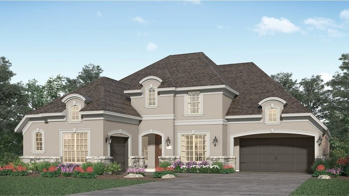 Ready To Build Home In Vistas at Klein Lake - Classic Collection Community