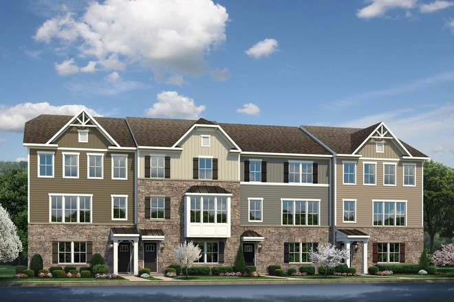 Ready To Build Home In Park Place Townhomes Community