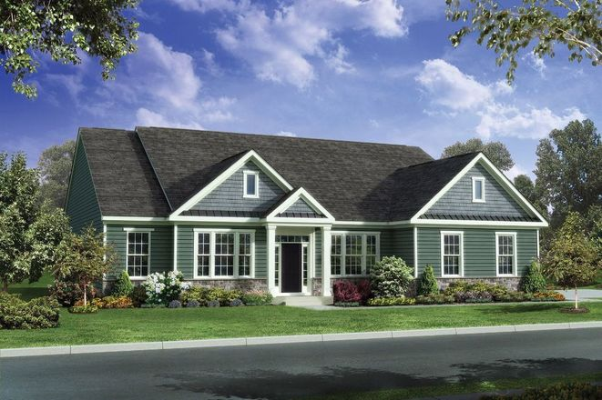 Ready To Build Home In Rothwell Estates Community