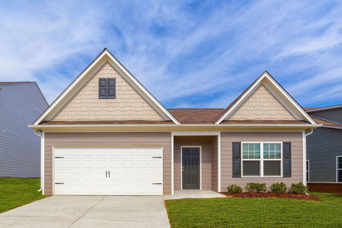 Ready To Build Home In Twelve Oaks Community