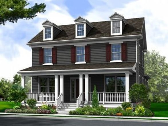 Ready To Build Home In The Town of Whitehall Community