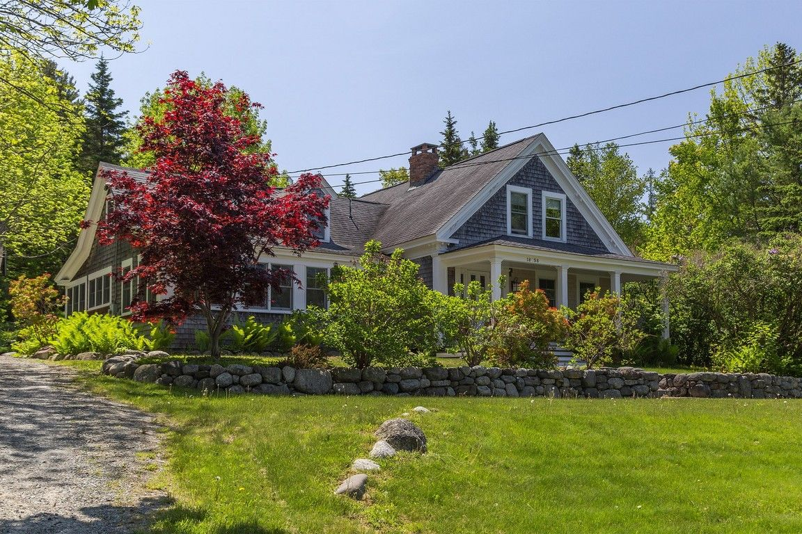 184 SAND POINT ROAD Bar Harbor ME 04609 id-660920 homes for sale