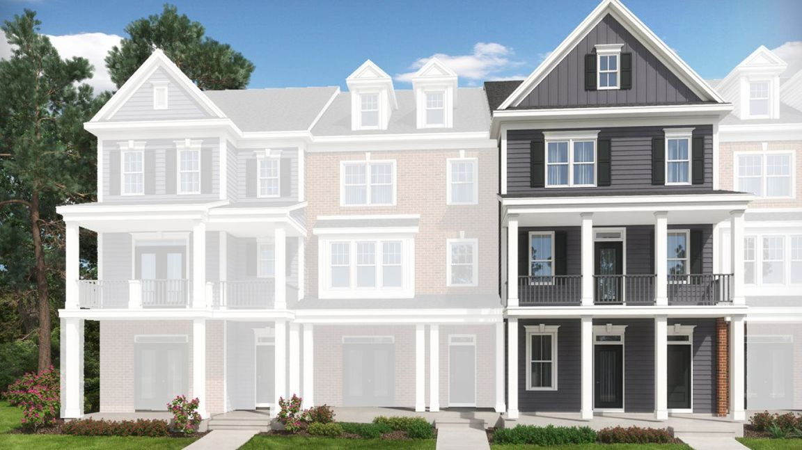 Ready To Build Home In Smith Farm - Frazier Collection Community
