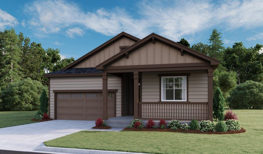 New Homes From Richmond American Homes In Erie Co