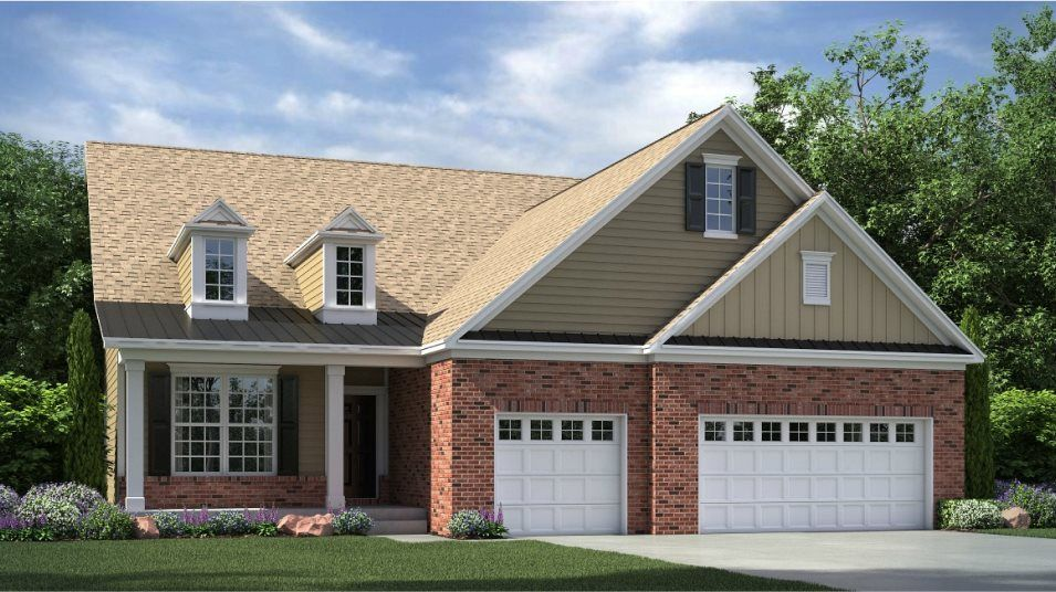 Ready To Build Home In The Palisades - The Bluffs at Highcliff Community