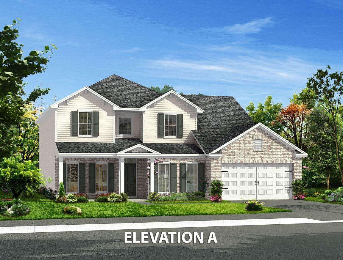 Ready To Build Home In Savannah Highlands Community