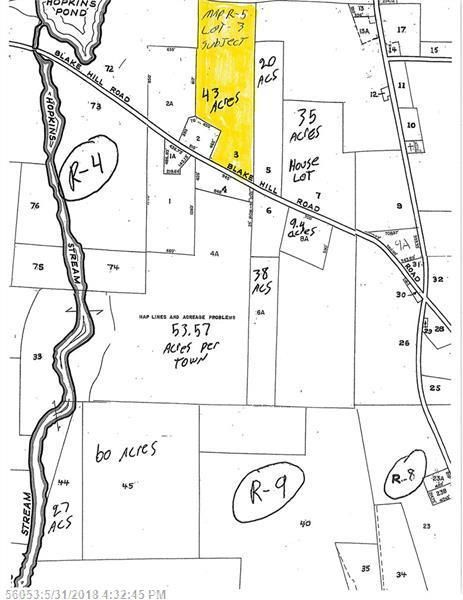 TBD BLAKE HILL RD Mount Vernon ME 04352 id-1299599 homes for sale