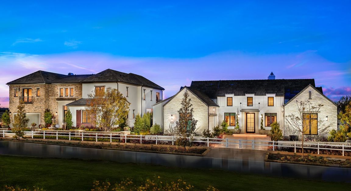 Move In Ready New Home In Toll Brothers at Rolling Hills Country Club Community