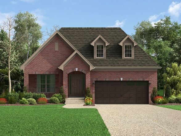 Ready To Build Home In Enclave at Douglass Hills Community