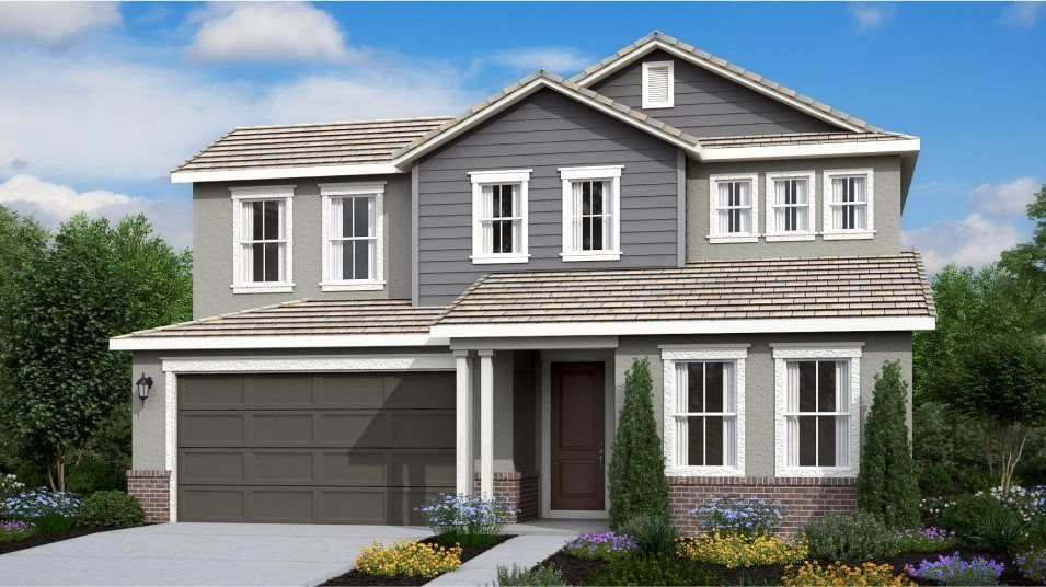 Ready To Build Home In The Preserve - Highlands Community