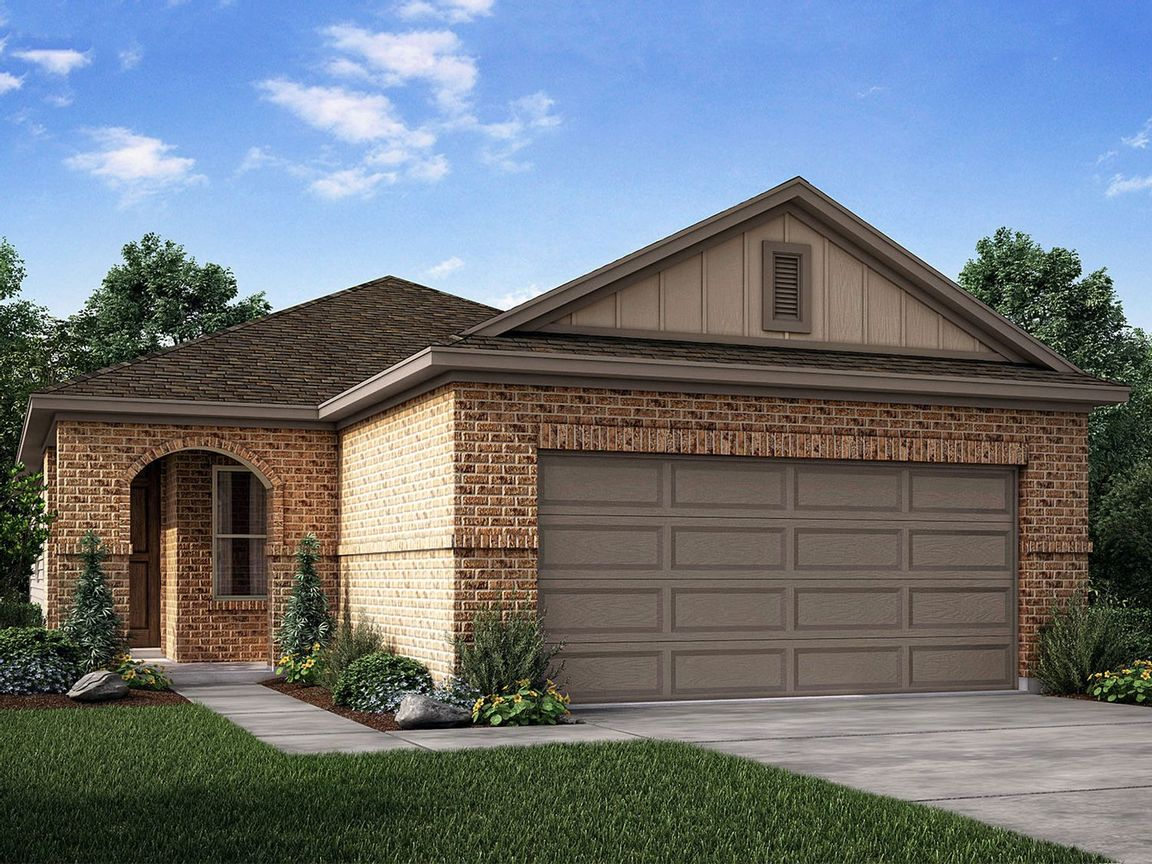 new homes from meritage homes in pflugerville tx