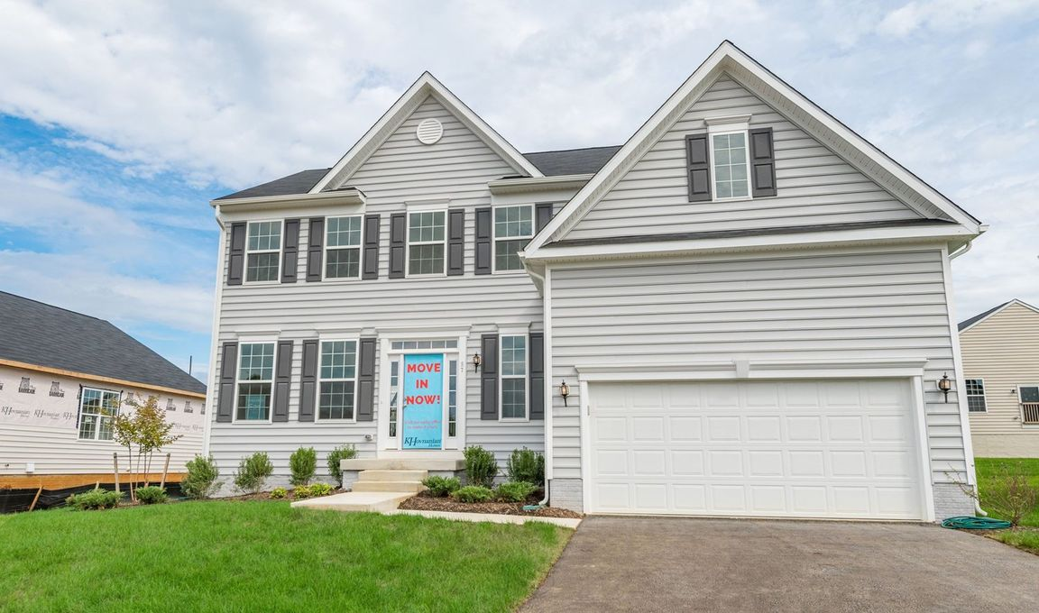 87 Sparkling Brook Road, Homesite 21 Ranson WV 25438 id-91768 homes for sale