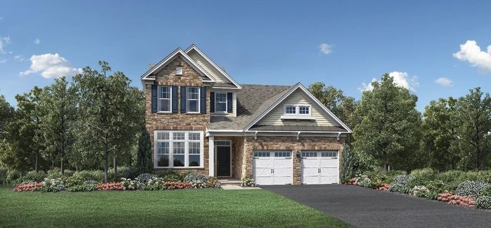 Ready To Build Home In Regency at Freehold Community