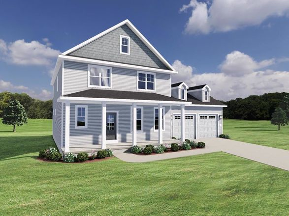 Ready To Build Home In Meadow Crossing Community