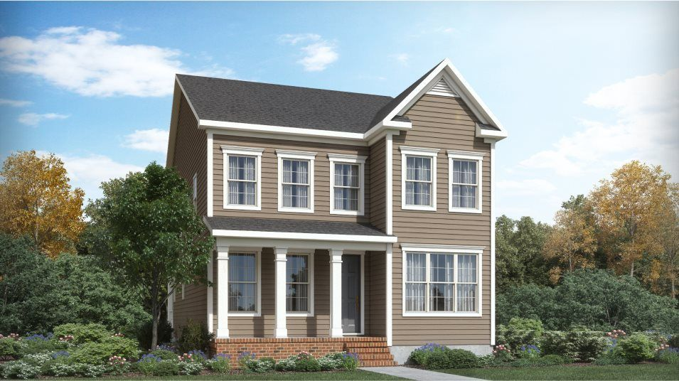 Ready To Build Home In Smith Farm - Trace Collection Community