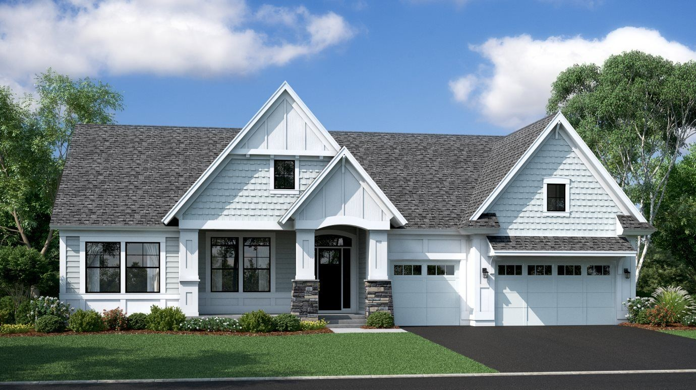 Ready To Build Home In Minnetonka Country Club Community