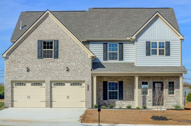 Ready To Build Home In The Reserve at Cambridge Farms Community