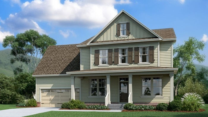 Ready To Build Home In Durham Farms - Classic Parks Collection II Community