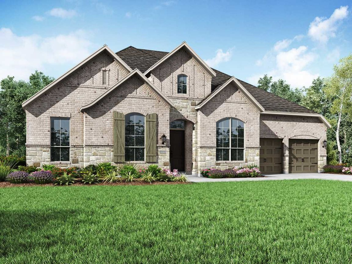 Ready To Build Home In Hallie's Cove Community