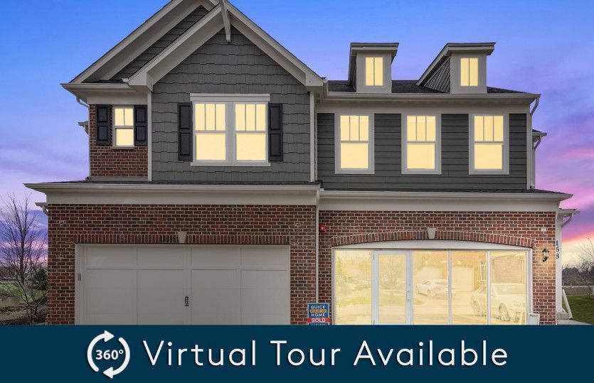 Ready To Build Home In Bloomingdale Walk Community