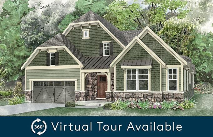 Ready To Build Home In The Residences at the Cuneo Mansion and Gardens Community