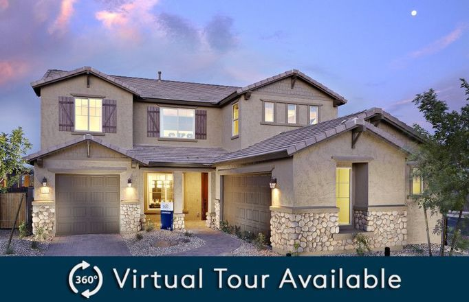Ready To Build Home In Festival Foothills Community